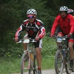 19. Tartu Rattamaraton - Jaan Konks (2346), Andi Sõmmer (5735)