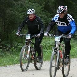 19. Tartu Rattamaraton - Ago Kottise (6250), Lea Kottise (6252)