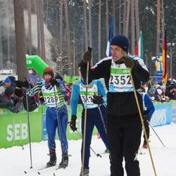 42. Tartu Maraton - Aimar Liiver (2289), Üllar Kustala (2352)