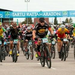 19. Tartu Rattamaraton - Jarek Mäestu (168), Martti Välk (174), Mart Laaniste (237), Teet Kallakmaa (245), Marko Haruoja (254), Arturas Scerbakovas (290)