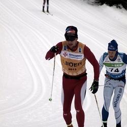 42. Tartu Maraton - Timo Juursalu (21), Björn Hänninen (74)