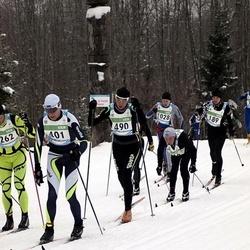 42. Tartu Maraton - Tamor Bakhoff (189), Alar Reiska (401), Tanel Tepaskent (490), Siim Part (1028)