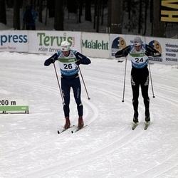 42. Tartu Maraton - Andre Mets (24), Henrik Alm (26)