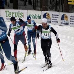 42. Tartu Maraton - Ago Veilberg (93), Ilmar Udam (241)