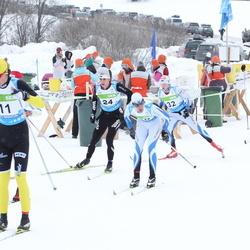 42. Tartu Maraton - Thomas Magne Henriksen (11), Andre Mets (24), Avo Sambla (32)