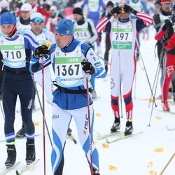 42. Tartu Maraton - Erik Rüütel (710), Alar Alumaa (1367)