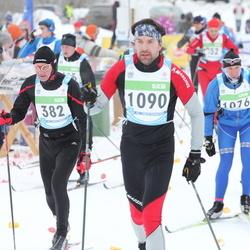 42. Tartu Maraton - Andis Puida (382), Juris Galibeckis (1090)
