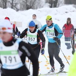 42. Tartu Maraton - Benjamin Ticklen (857), Ari Kainulainen (1144)