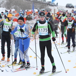 42. Tartu Maraton - Reio Sild (1175), Anatoli Babkin (1179)