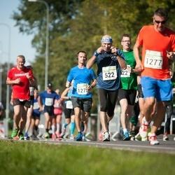 SEB Tallinna Maraton - Anatoli Šuvalov (522), Maciej Gas (1278)