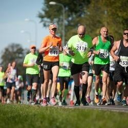 SEB Tallinna Maraton - Heiki Jääger (507), Jonna Hakala (647), Gianfranco Chiaranda (869), Aare Leisson (1536), Timo Kalliokoski (2118)