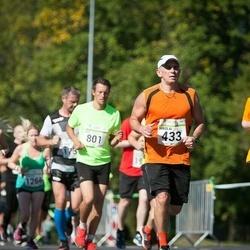 SEB Tallinna Maraton - Nikolai Kin (433), Ago Saluveer (801), Risto Reinumägi (3060)
