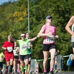 SEB Tallinna Maraton - Anniina Laaksonen (1390), Kerty Ahi (1995)