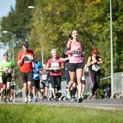 SEB Tallinna Maraton - Christina Luhamets (1726), Margus Noormägi (3551)