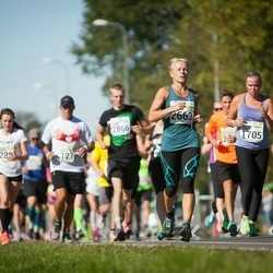SEB Tallinna Maraton - Annika Näär (1705), Tuuli Joa (2663)