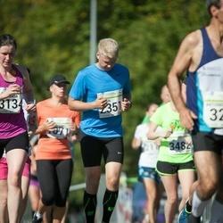 SEB Tallinna Maraton - Antoine Ghanem (327), Martin Neitsov (2351), Anna-Kaisa Veetamm (3134)