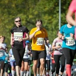 SEB Tallinna Maraton - Selina Denise Trapp (1307), Ada Ruttik (2390), Rainer Amur (2661)