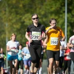 SEB Tallinna Maraton - Ada Ruttik (2390), Rainer Amur (2661)