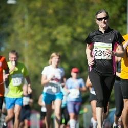 SEB Tallinna Maraton - Adriaan Hobo (351), Anniina Laaksonen (1390), Rainer Amur (2661)