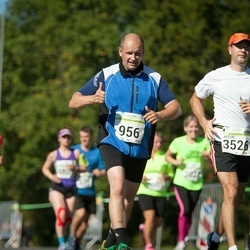 SEB Tallinna Maraton - Marti Magnus (956), Artur Valiullin (3526)