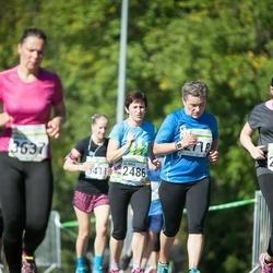 SEB Tallinna Maraton - Blanka Fikrlova (2486), Catalina Latu (2717), Viorica Graur (2718)