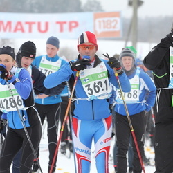 42. Tartu Maraton - Rene Holst (3621), Karol Treial (3875), Briti Klimberg (4286)