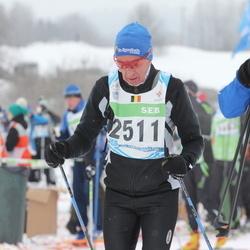42. Tartu Maraton - Andre Hazard (2511)