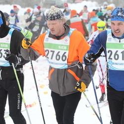42. Tartu Maraton - Tiit Vaasna (2617), Aadu Käärmann (2766), Janar Veski (3763)