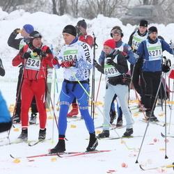 42. Tartu Maraton - Adolfo Florido (2524), Marko Erlach (3271), Marko Aalik (3384), Triin Ivandi (6403)