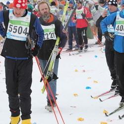 42. Tartu Maraton - Erik Edman (4082), Anders Anderson (5504)