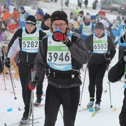 42. Tartu Maraton - Anders Petersen (3946), Aleksi Eerola (5351)