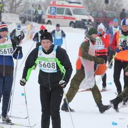 42. Tartu Maraton - Hannes Aulik (5608), Aavo Sõrmus (5618)