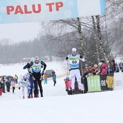42. Tartu Maraton - Andre Mets (24), Erik Bakkejord (60)