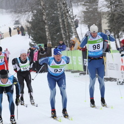 42. Tartu Maraton - Ago Veilberg (93), Risto Rammul (98)