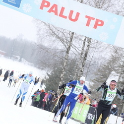 42. Tartu Maraton - Alexander Shashin (492), Anton Andronov (847)