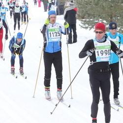 42. Tartu Maraton - Arno Pärna (1125), Melvin Pearson (1998)