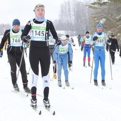 42. Tartu Maraton - Madis Osjamets (766), Aivars Krastinsh (1129), Allar Laaneleht (1145), Amund Beitnes (1480)