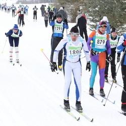 42. Tartu Maraton - Eero Saari (879), Jaak Volmer (1170)