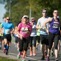 SEB Tallinna Maraton - Cardo Jurs (2218), Kristel Hall (3634)
