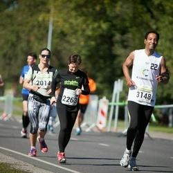 SEB Tallinna Maraton - Sanna Taskinen (2263), Abdelrahman Elbayrekdar (3148)