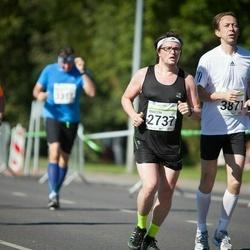 SEB Tallinna Maraton - Maksim Säkki (2737), Anatoli Jakubov (3871)