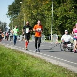 SEB Tallinna Maraton - Jüri Toomejõe (2026), Mihhail Jakuštenko (3233), Ado Are (3269), Kristiina Randviir (3289)