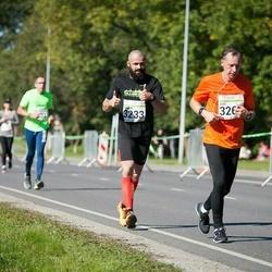 SEB Tallinna Maraton - Mihhail Jakuštenko (3233), Ado Are (3269)