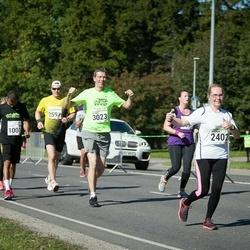 SEB Tallinna Maraton - Brenda Edovald (2402), Marko Aug (3023)