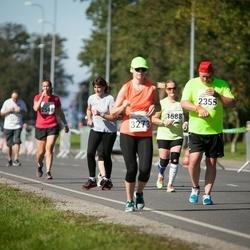 SEB Tallinna Maraton - Veijo Raittinen (2355), Cathlyn Olev (3273)