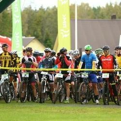 RMK Kõrvemaa Rattamaraton - Andre Kull (6), Allar Soo (9), Virgo Karu (10), Kristjan Savisikk (11), Jevgeni Kolessov (63), Juri Moissejev (114)