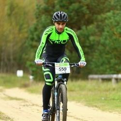 RMK Kõrvemaa Rattamaraton - Sébastien Moreno (559)