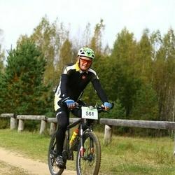 RMK Kõrvemaa Rattamaraton - Marek Mesila (561)