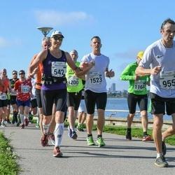SEB Tallinna Maraton - Ade Russak (542), Enar Krillo (955), Robert Jürimaa (1523)