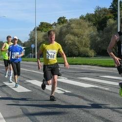 SEB Tallinna Maraton - Urmas Ärm (146), Timo Sipilä (188), Artemii Semenov (961)